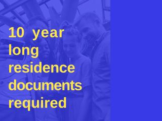 10 year long residence documents required-converted.pptx