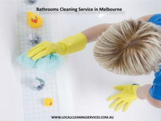 Bathrooms Cleaning Service in Melbourne.pdf
