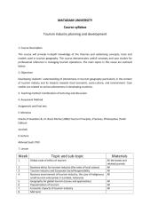 syllabus tourism industry planning and development.pdf
