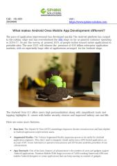 What makes Android Oreo Mobile App Development different.pptx