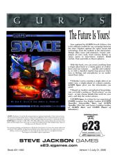 GURPS - 4th Edition - Space.pdf