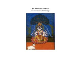 BhairavaStotram.pdf