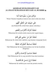 07 qosidah muhammadun (al-imam bushiri).pdf