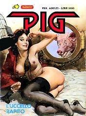 Pig 28 - L'uccello rapito.cbr