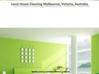 Local House Cleaning Melbourne, Victoria, Australia.pdf