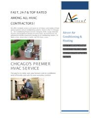 Chicago's  HVAC Contractors and Services Call (773) 800-1777.pdf
