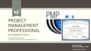 PMP Training - Course Outlines.pptx
