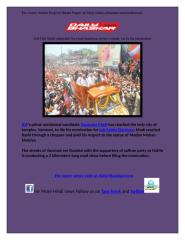 LIVE PICS FROM VARANASI The Modi Roadshow Arrives In Kashi.docx