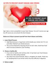 10 Tips to Prevent Heart Disease and Stroke.pdf